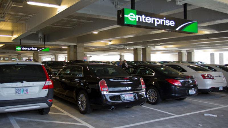 Sioux Falls Enterprise Rental Car