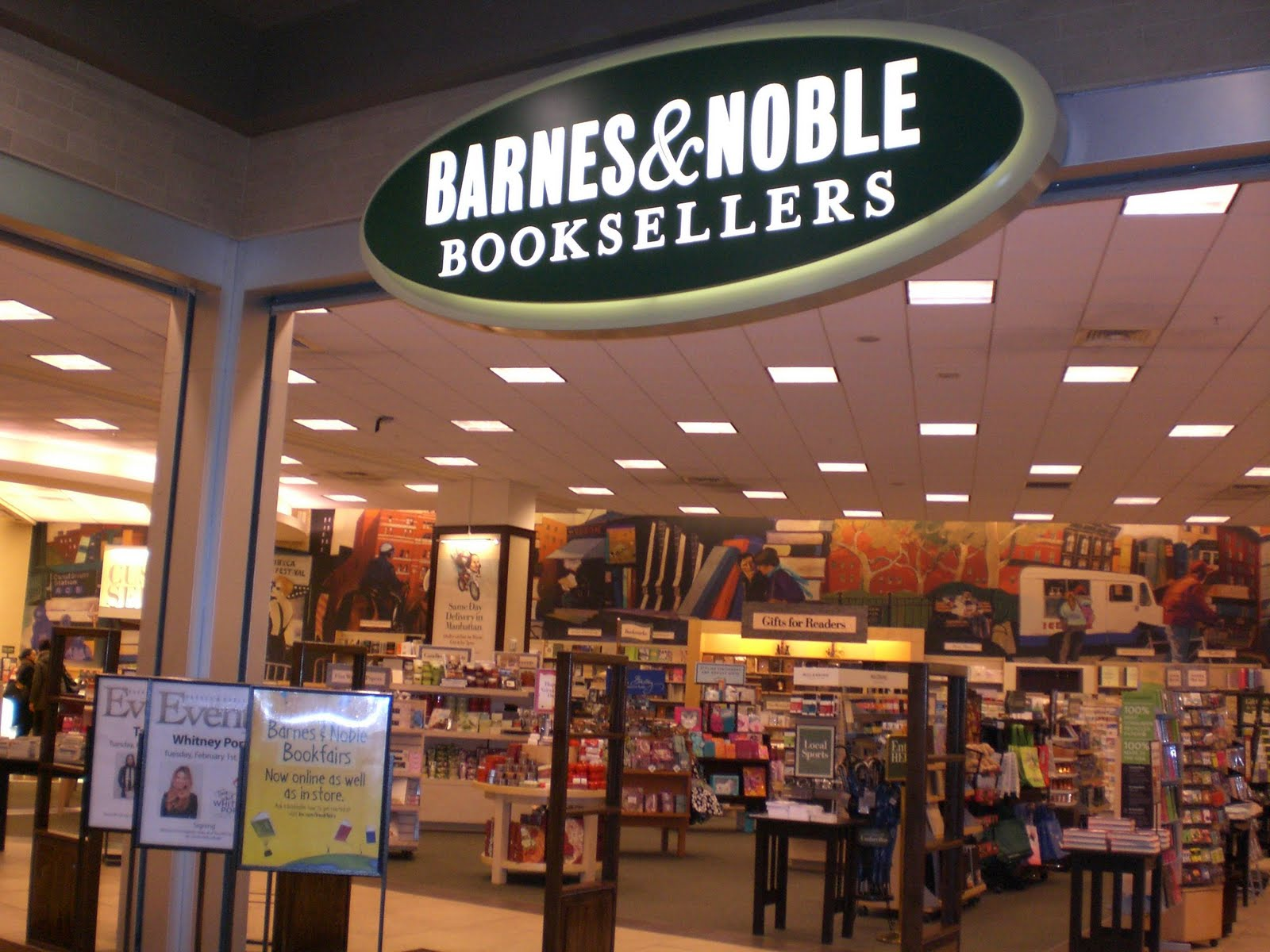 Barnes & Noble, Inc., a Fortune company, is the bookseller with the largest number of retail outlets in the United States, and a retailer of content, digital media, and educational products. As of October 15, , the company operates retail stores in all 50 U.S. states.