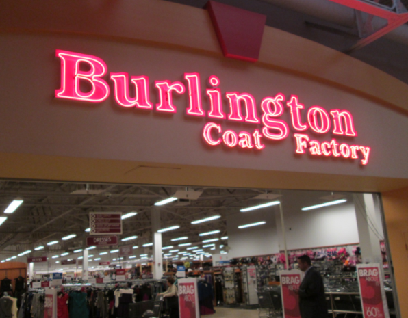 Burlington coat factory feedback