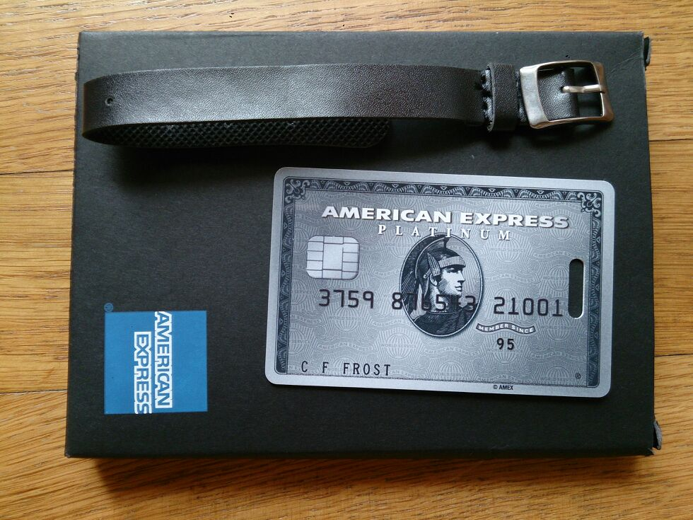 American express platinum customer service