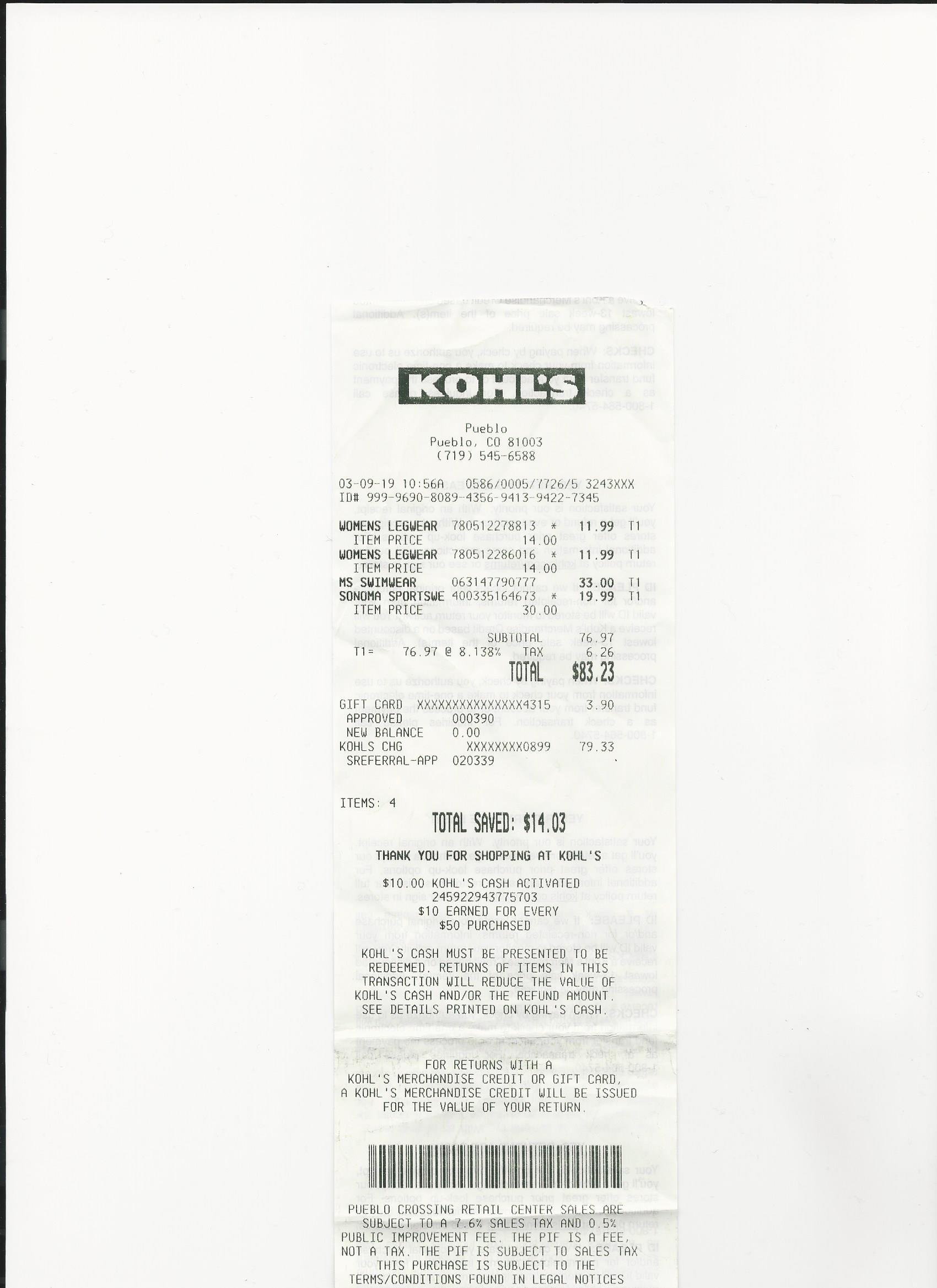 Kohl S Customer Service Complaints Department Hissingkitty Com