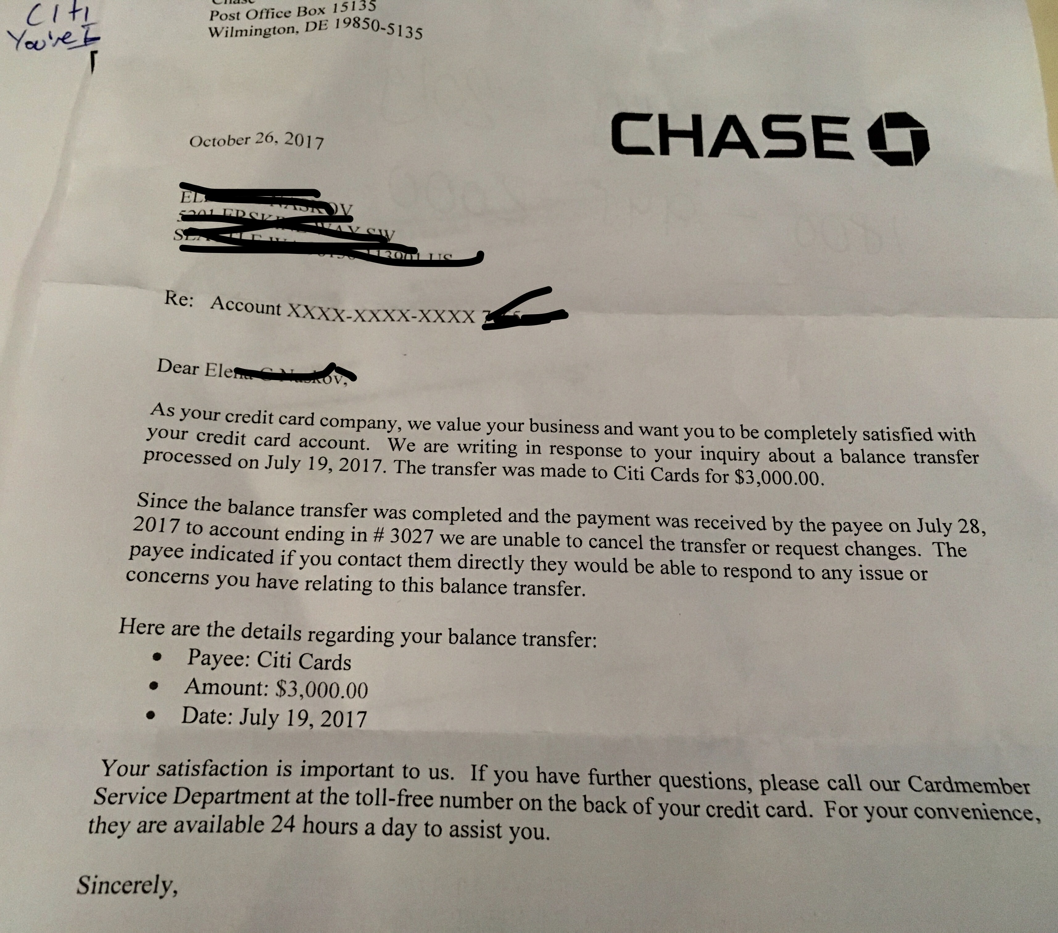 Chase Bank Customer Service Complaints Department | HissingKitty com