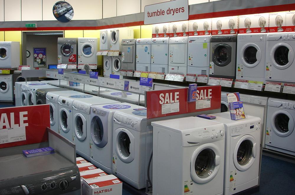 currys washing machine sale