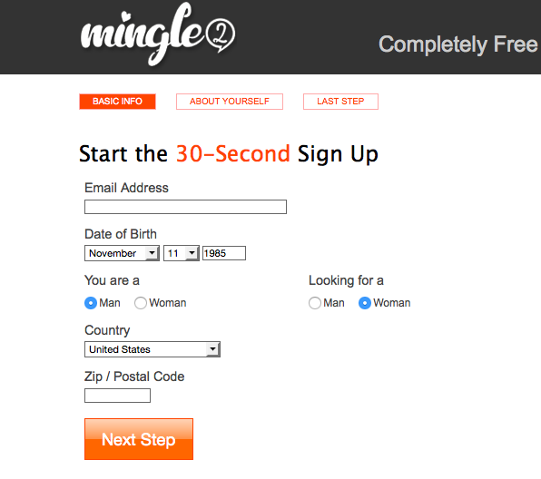 mingle-free-dating-site