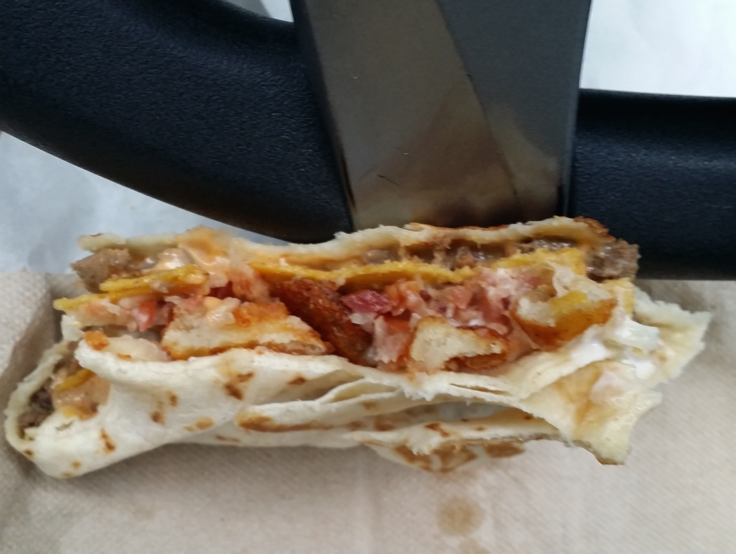 double tacos kfc