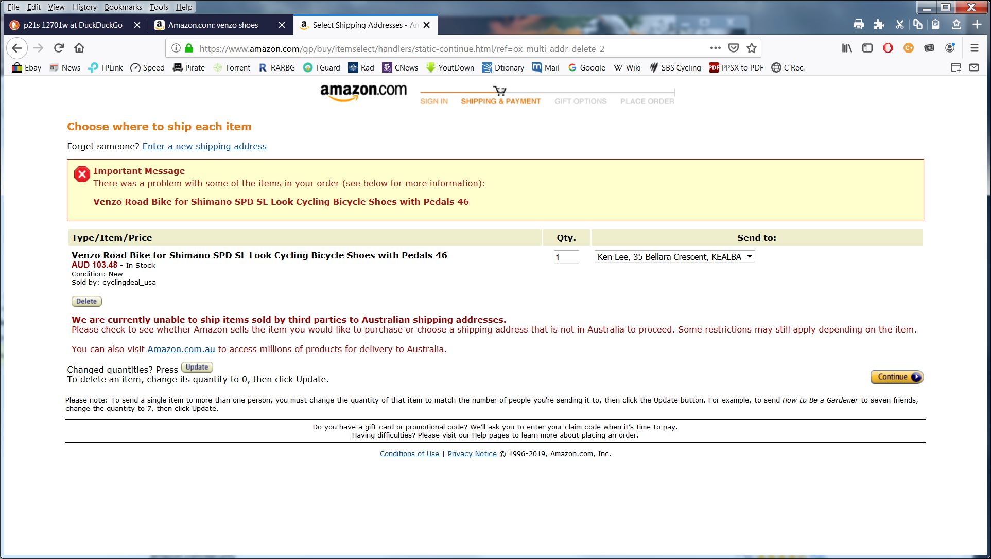 Amazon Corporate Complaints - Number 1 | HissingKitty com