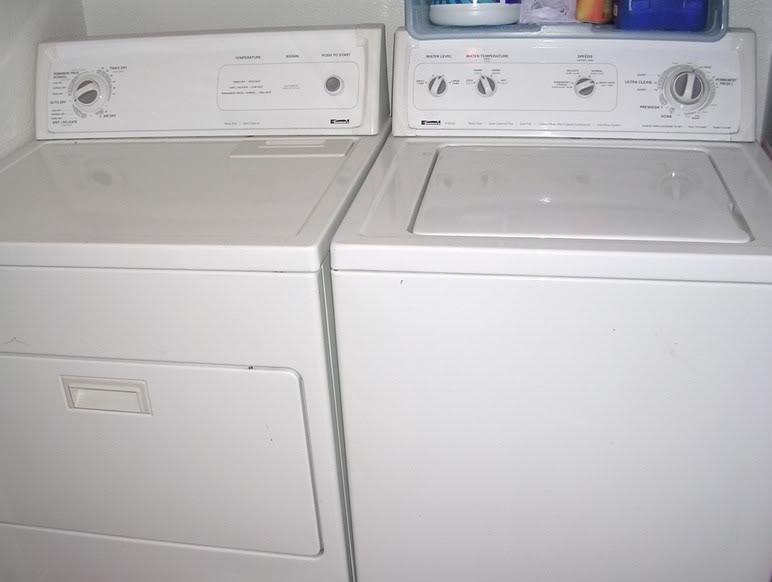 kenmore washing machine complaints