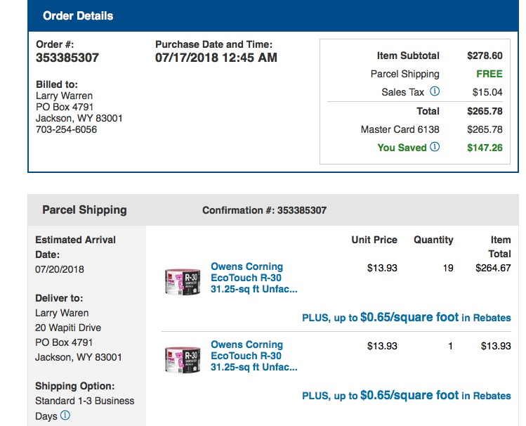 Lowes Corporate Complaints Number HissingKittycom - Lowes online order invoice number