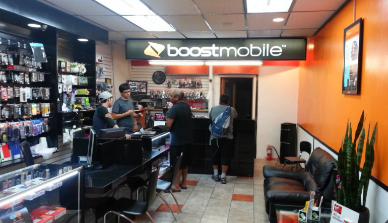 boost mobile in store deals