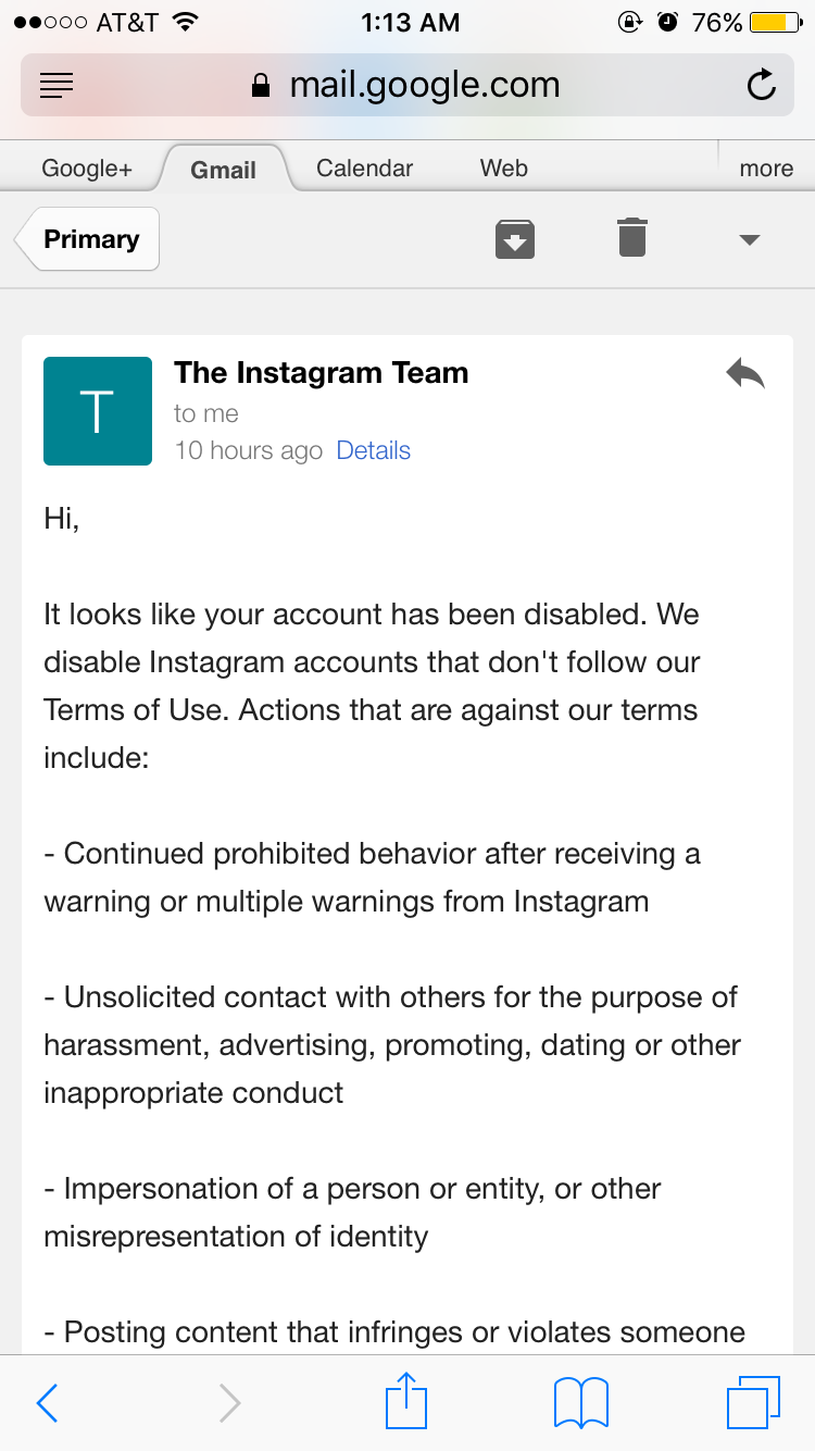Instagram Customer Service Complaints Department | HissingKitty.com