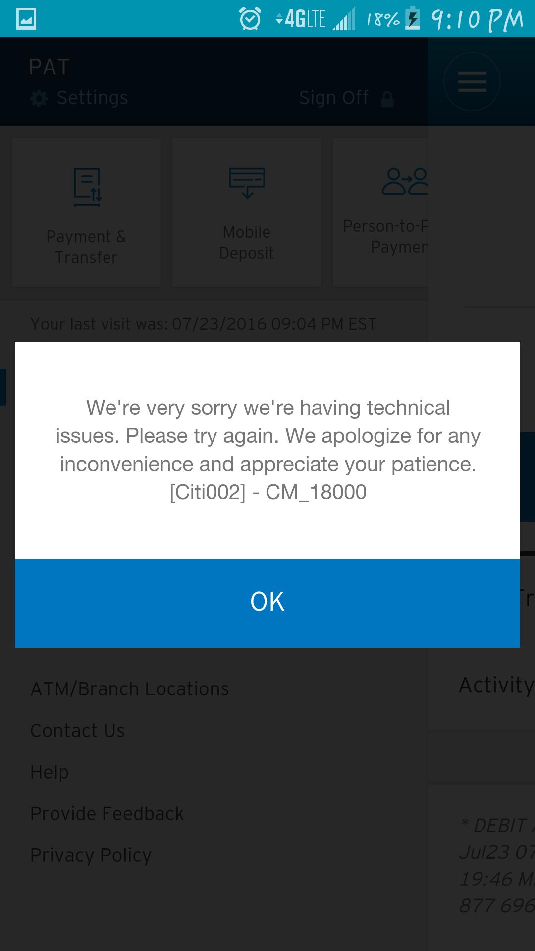 Citibank Customer Service Complaints Department