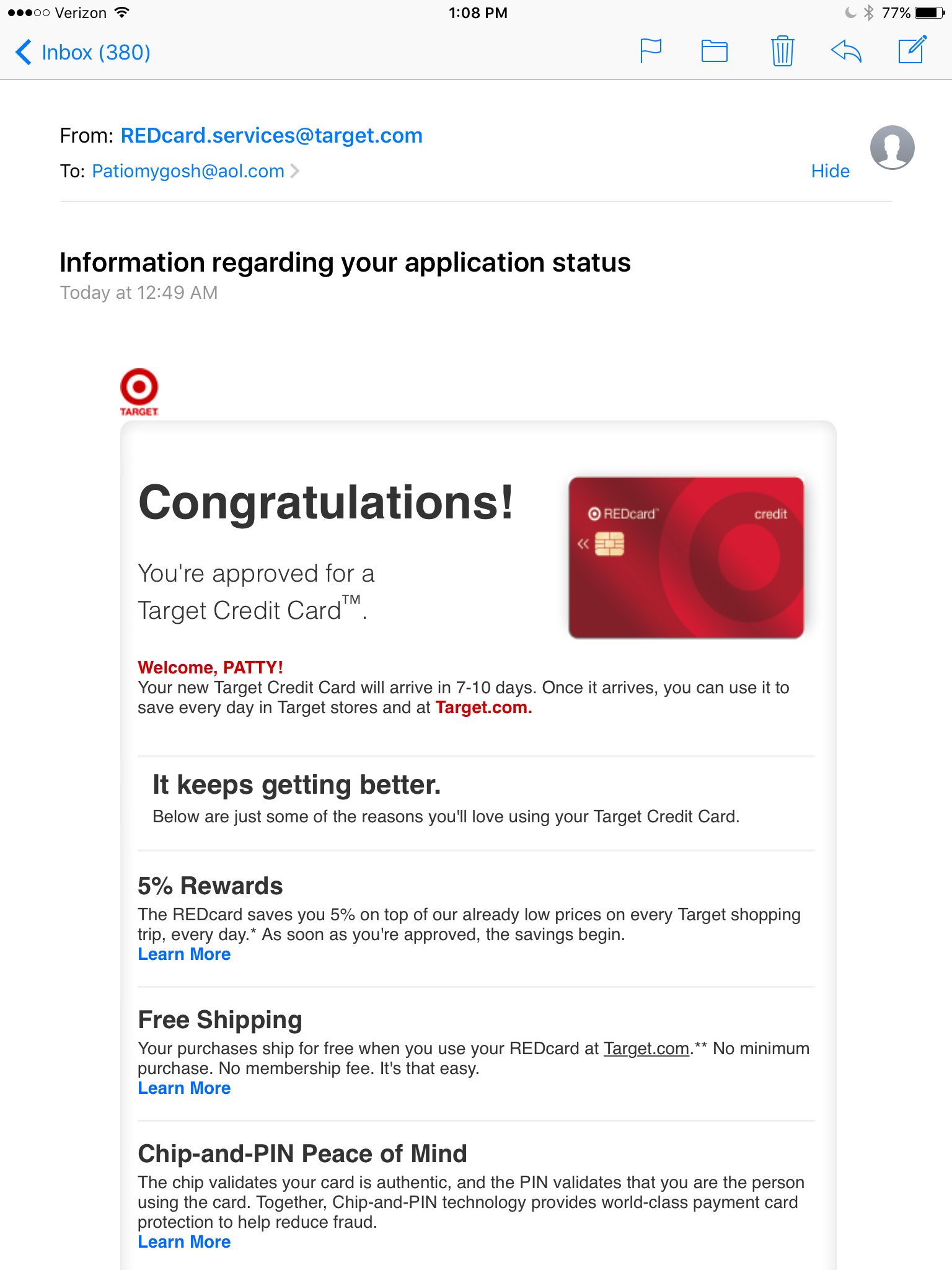 Target Customer Service Complaints Department | HissingKitty.com