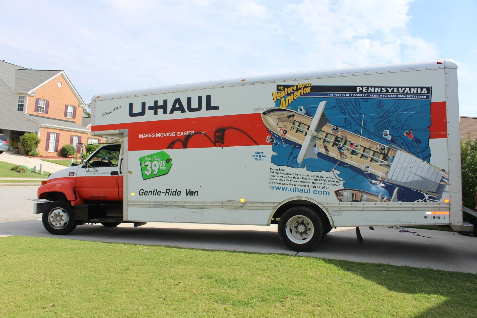 U haul customer service complaints department for Furniture movers seattle
