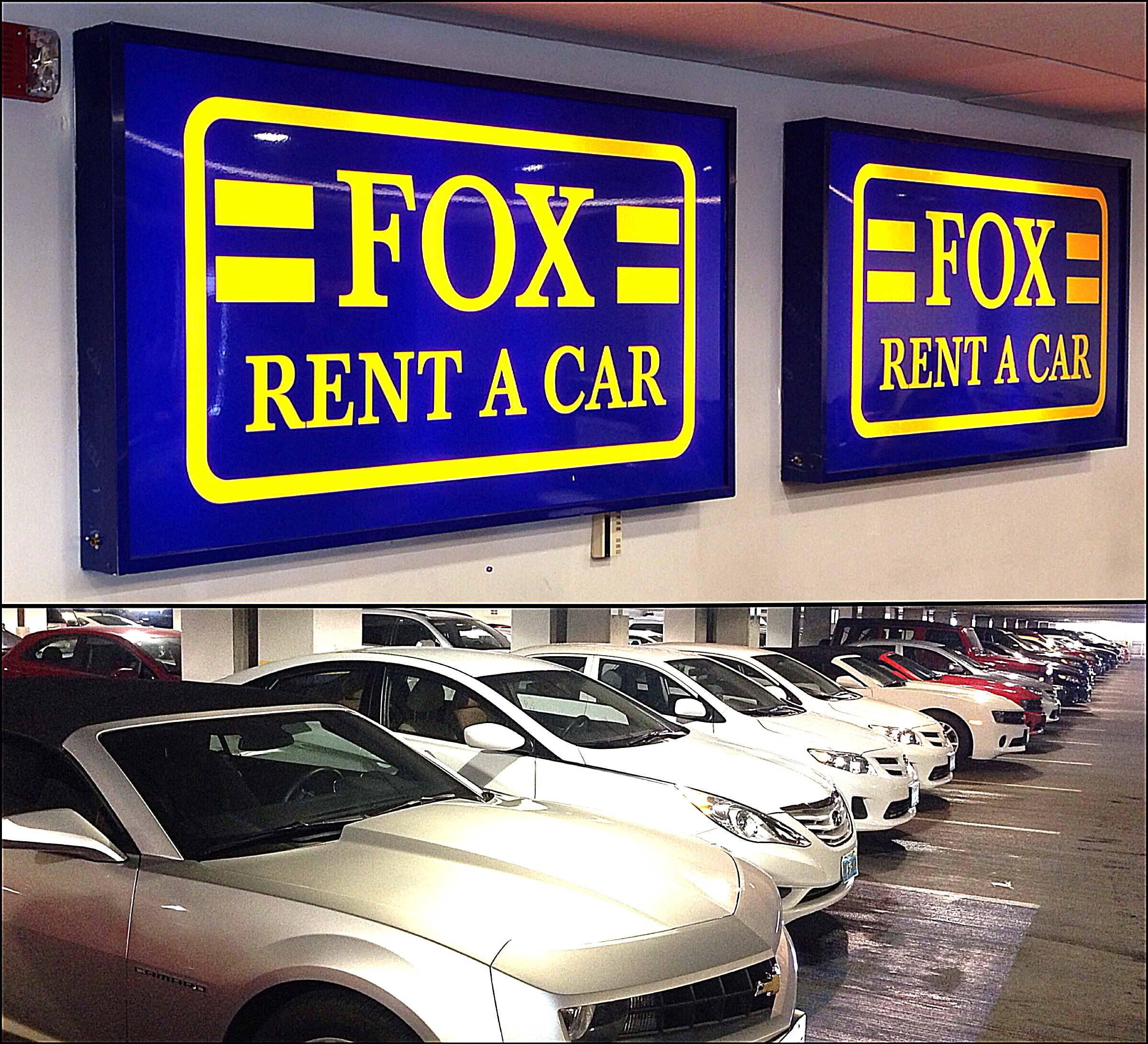 Fox Rent-A-Car Customer Service Complaints Department