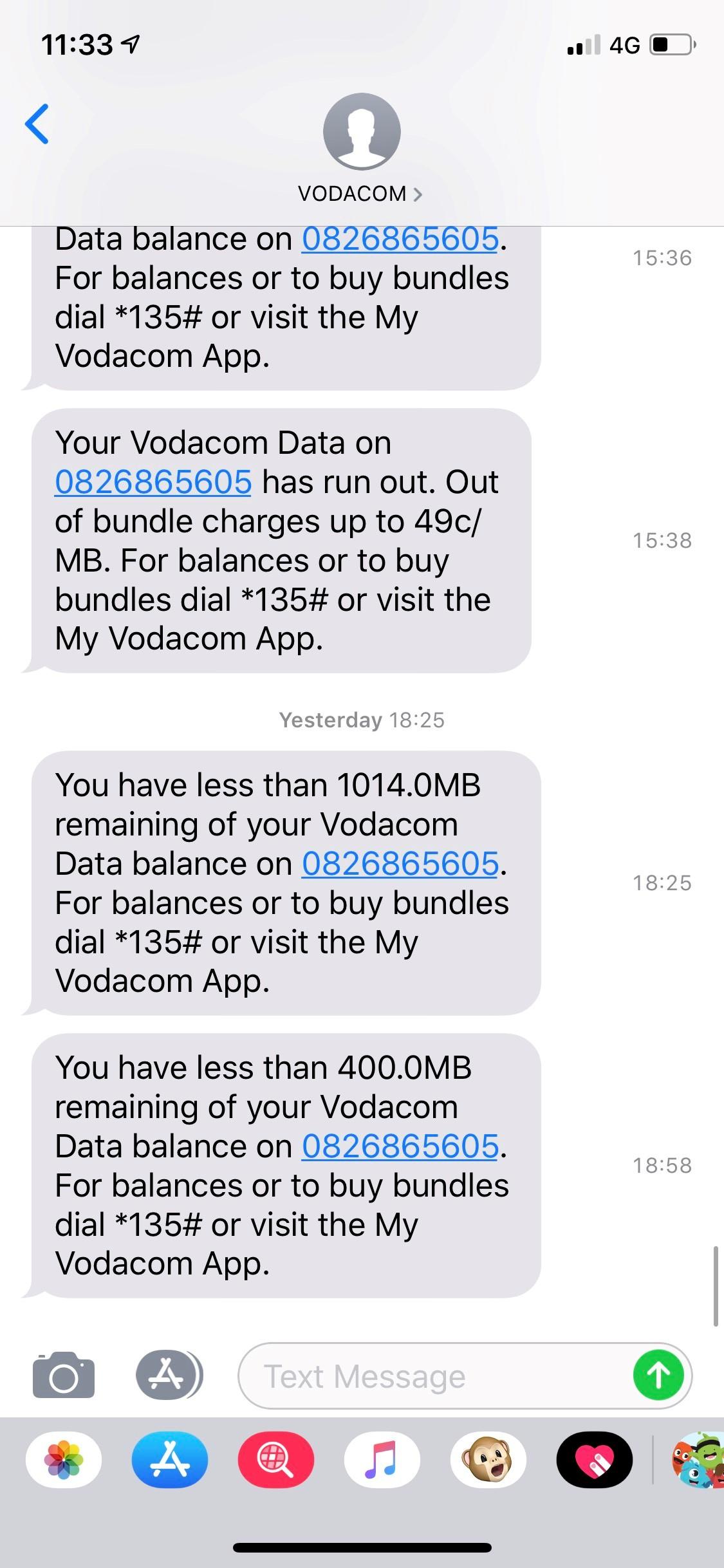 Vodacom Customer Service Complaints Department | HissingKitty com