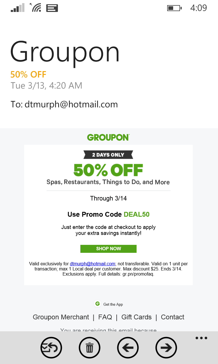 Groupon Corporate Complaints - Number 1 | HissingKitty com