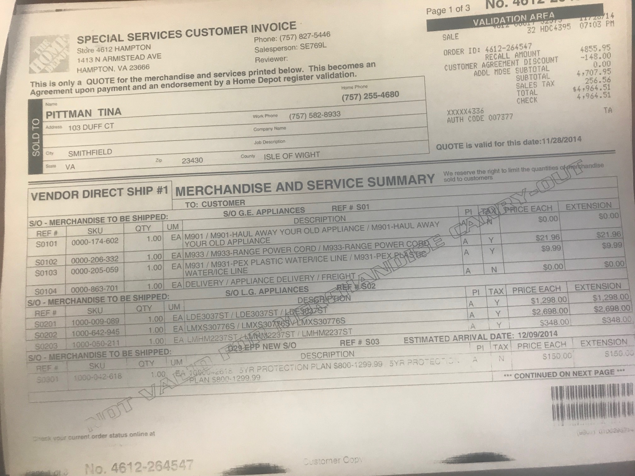 Asurion Customer Service Complaints Department