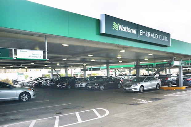 National Car Rental is a leading car rental company providing services internationally. Its garage features cars from a huge range of makes and manufacturers. It also offers premium customer service, online reservations and deals. Customers appreciate the top features in car choices, discounts and services.