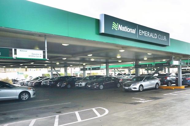 National Rental Car Customer Service Phone