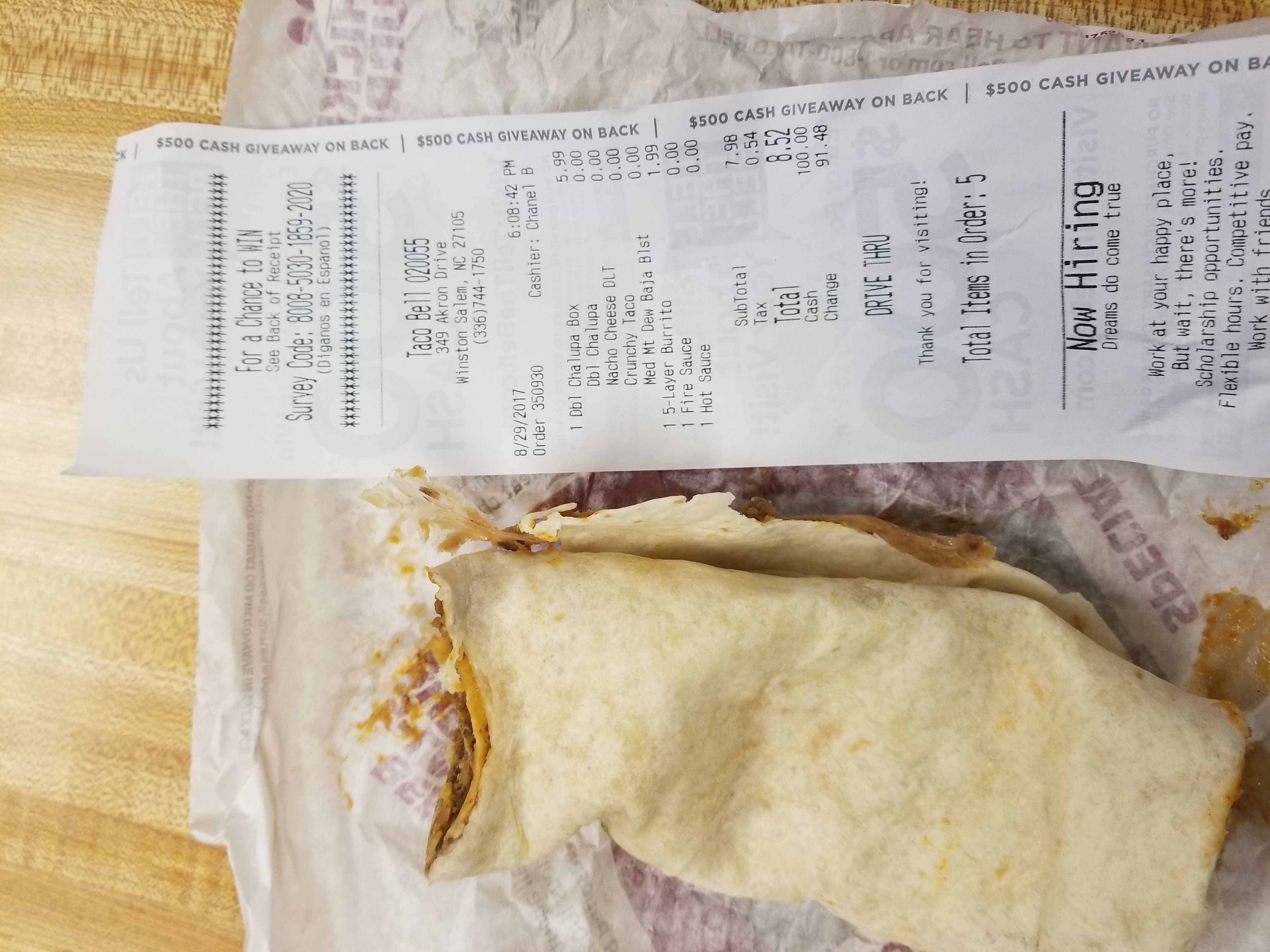 Taco Bell Customer Service Complaints Department | HissingKitty.com