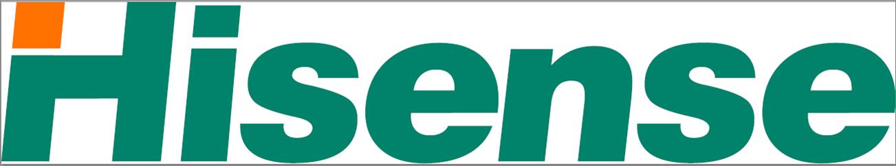 Logo of Hisense TV Corporate Offices