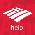 Logo of Bank of America Corporate Offices