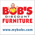 Logo of Bob's Discount Furniture Corporate Offices