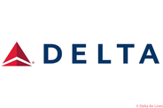Logo of Delta Airlines Corporate Offices