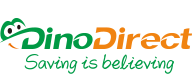 Logo of DinoDirect Corporate Offices