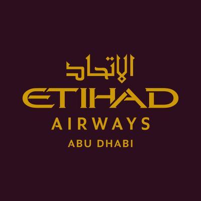 Logo of Etihad Airways Corporate Offices