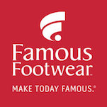 Logo of Famous Footwear Corporate Offices