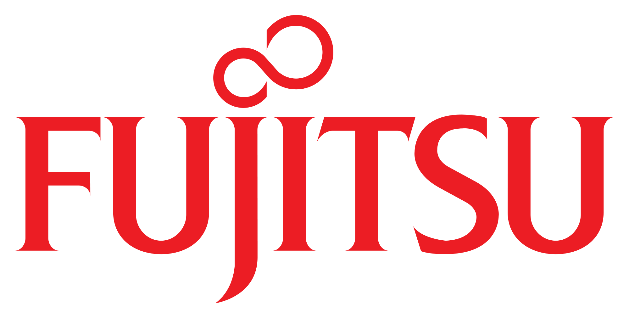 Logo of Fujitsu Corporate Offices