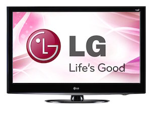 Logo of LG TV Corporate Offices