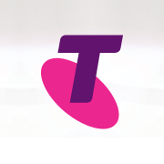 Logo of Telstra Corporate Offices