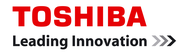 Logo of Toshiba Corporate Offices