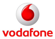 Logo of Vodafone Corporate Offices