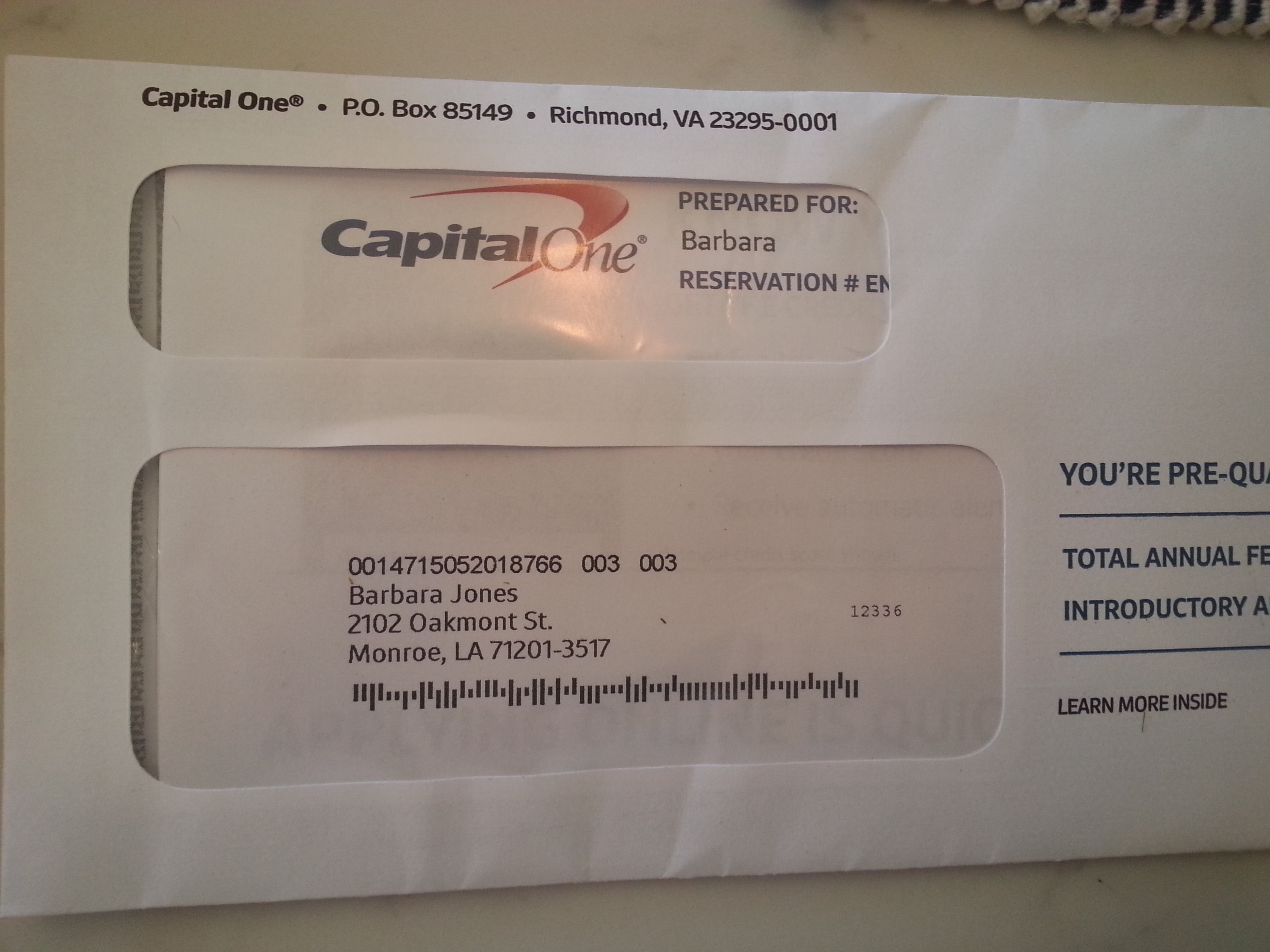 Capital one credit card email contact