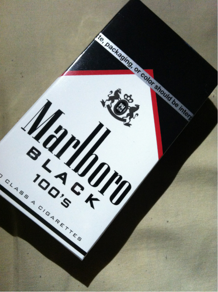 Marlboro black coupons