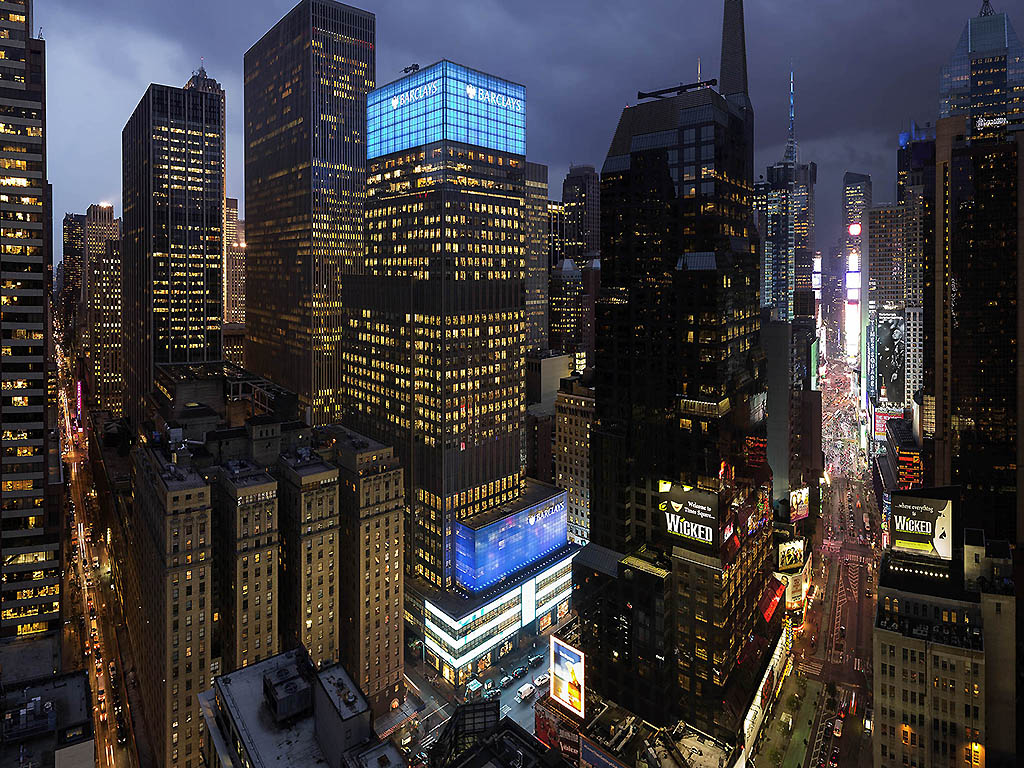 Accor Hotel New York Times Square