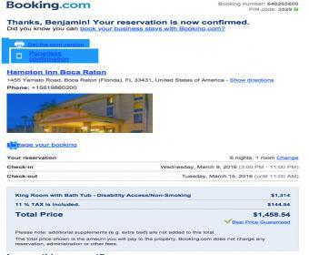 Contact Bookingcom Customer Service