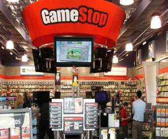 Gamestop broken system trade in