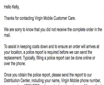 Virgin Mobile Customer Service Complaints Department ...