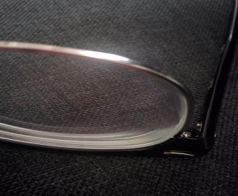 60e07424b7 ... employee to do an adjustment on my current frames. Upon arriving home I  notice he burnt the edges of both my lenses. I want to know what I can do  about ...