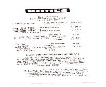 Kohl's Customer Service Complaints Department | HissingKitty.com