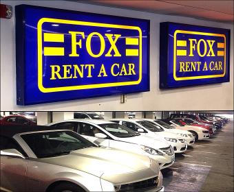 Fox Rent A Car Corporate Office