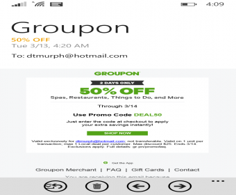 Groupon Customer Service Complaints Department